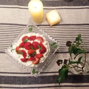 【再販】誕生日会やイベントにぴったり可愛いガラス製ケーキスタンド
