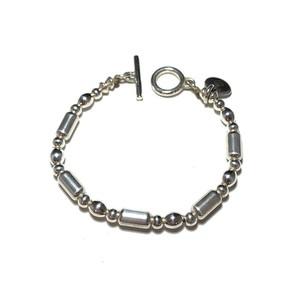 STEADY HIGH/ステディハイ Silver Beads bracelet-G
