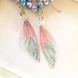 妖精の羽飾り【アンティークガーデン】