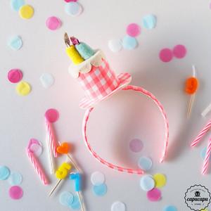 «即納» happy birthday tiara  ハッピーバースデーカチューシャ