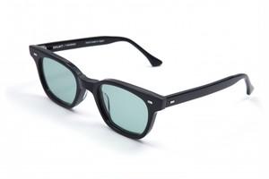 """EVILACT(イーブルアクト)eyewear """"HENDERSON"""" black frame×green lens"""