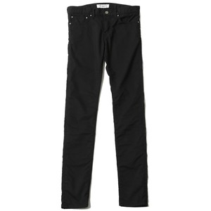 STRETCH SLIM PANTS - Brushed back / RUDE GALLERY