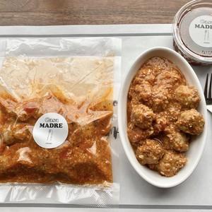 CASA MADRE【アルボンディガス 肉団子のアーモンドソース煮込み2人前・デリバリー】