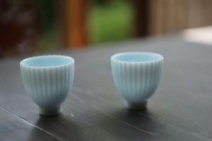 青磁茶器セット