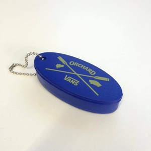 VANS x ORCHARD DOWN RIVER FLOATING KEY CHAIN BLUE