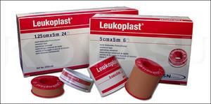 ロイコプラスト(Leukoplast)(5cm×5m、6個)