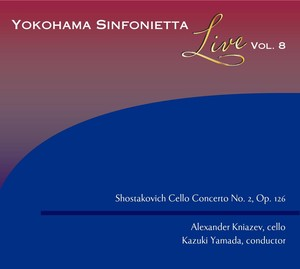 YOKOHAMA SINFONIETTA Live Vol.8