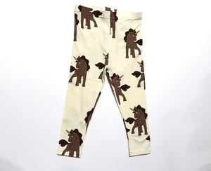 【20ss】 minirodini ( ミニロディーニ )  Unicorns aop leggings