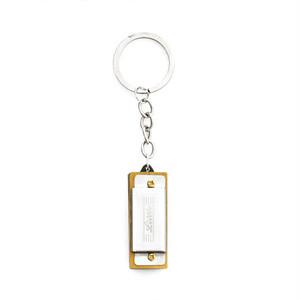 HIGHTIDE / Little Toy Harmonica Keychain