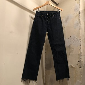 00s Levis 501 Black Denim Pants