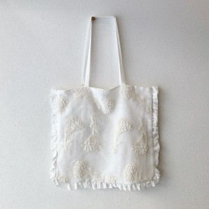 haupia  バッグ 「ケイトウのように可憐でありたい。」