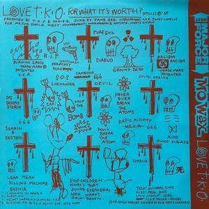 "Love T.K.O. / For What It's Worth[中古12""]"