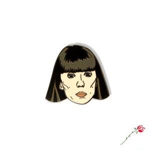 "InnerDecay""THE WING X ID REI KAWAKUBO, COMME GET DEEZ PIN"""