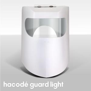 使い捨て防護用マスク「ハコデガード ライト」(100枚入)※個人宅配送不可※