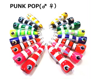 PUNK POP (♂♀)