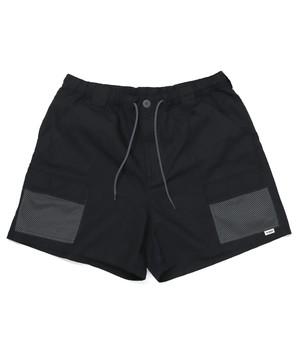 2Tone Active Baggie Shorts / BLACK