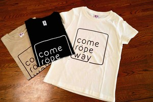 comeropeway  Tシャツ メンズMサイズ ベージュ