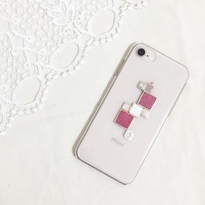 四角デザイン015◇iPhoneケース