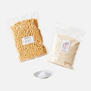 手前みそキット 中級 米みそ2kg (桶なし)