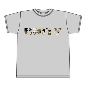 UNITY Tee Camo [Gray x Brown Camo][1503]
