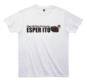 《エスパー伊東Tシャツ》TS001/ バッグイン小