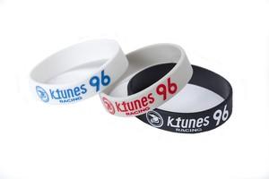K-tunes Racing ラバー リストバンド