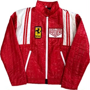 70~80's APOLLO RACE&RARRY WEAR Racing Jacket(DEAD STOCK)