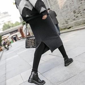 RibKnitスカート