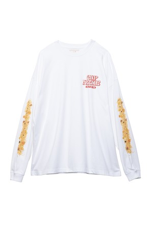 Tシャツ / ハッピーハンバーグ 【返品・交換不可】