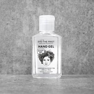 ハンドジェル:HAND GEL