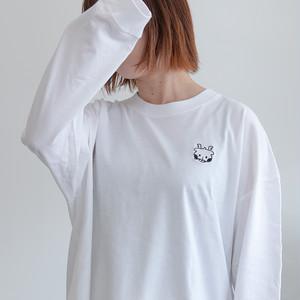 ロングスリーブTシャツ「FACE」