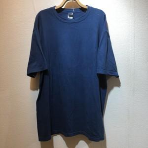 藍染めTシャツ 無地