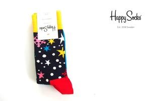 ハッピーソックス|happy socks|クルー丈カジュアルソックス|10117050