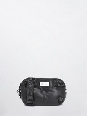 MAISON MARGIELA Glam Slam Shoulder Bag Black S55WB0012