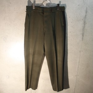 Made In USA Side line Trousers