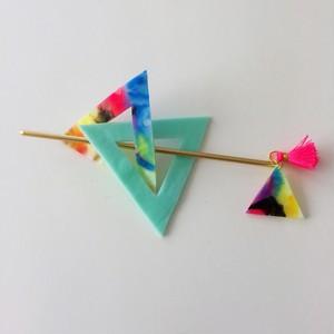 立体三角マジェステ カラフル×ソライロ