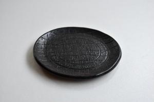 《北中植物商店オリジナル》受皿 黒