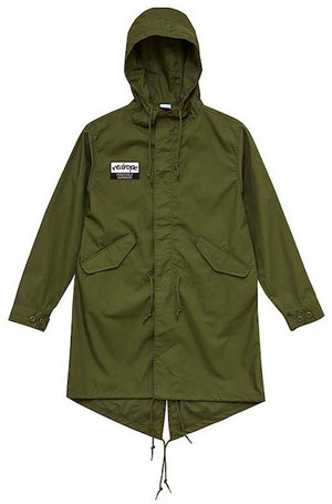 【WORK ON BEACH COAT】khaki
