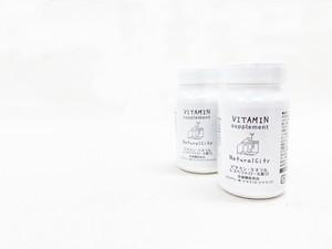 (2020年10月末まで期間限定特価)Natural City ビタミン&ミネラル レスベラトロール配合