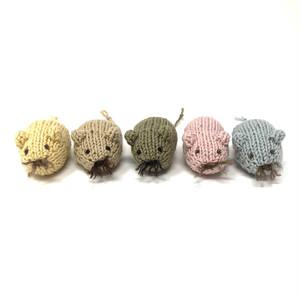 【限定色】ネズミっ子(ウール×コットン) by おまめ手芸店