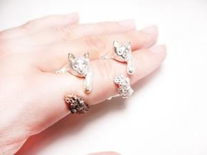 素敵なしっぽ猫(silver)