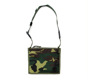 MIS-P101 2WAY POUCH - WOODLAND CAMO【オンライン限定】