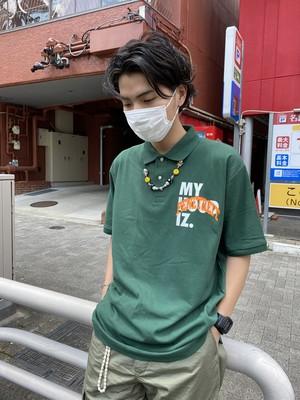 Penetreit/ペネトレイト MY HOOD IZ.ポロシャツ