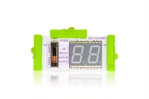 littleBits O21 NUMBER リトルビッツ ナンバー【国内正規品】