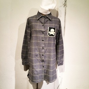 Flannel Shirt / Gray