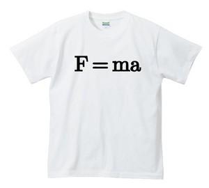 F=ma【ホワイト】