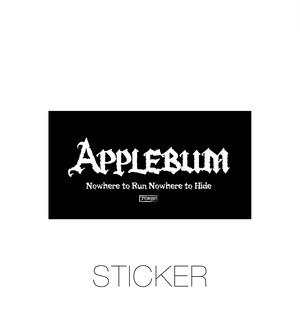 "【APPLEBUM】アップルバム ""Horrorcore"" Sticker ステッカー"