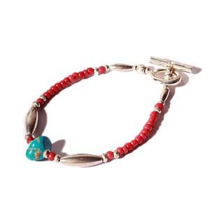 SunKu/サンク Kingman Turquoise Beads [JH-013]