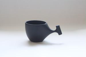 6 mogu cup S BLACK(楓材)