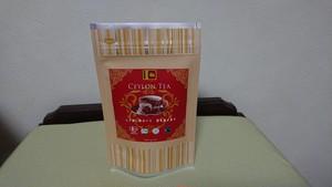 CEYLON TEA(紅茶)/10苞入 オーガニック 有機JAS認証 ハラール認証 フェアトレード認証